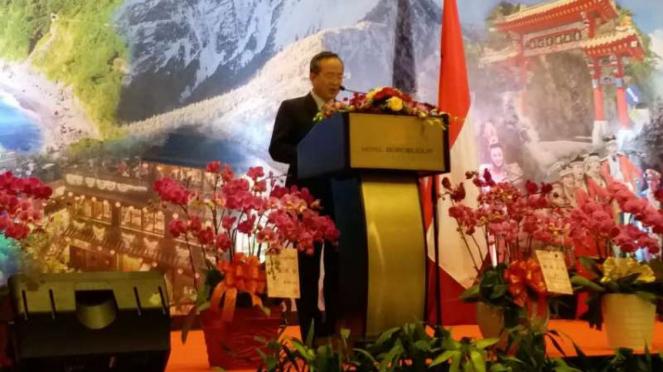 Kepala Taipei Economic and Trade Office (TETO) John Chen.