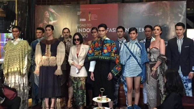 Road to Indonesia Fashion Week 2020
