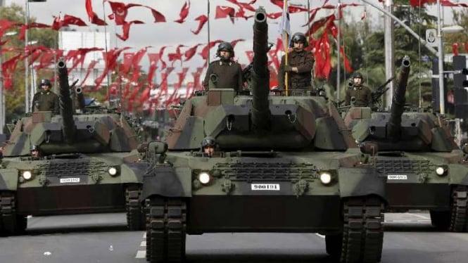 Militer Turki.