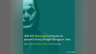 Postingan BPJS Kesehatan soal Joker