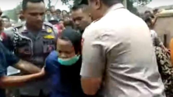 Pelaku penusuk Wiranto