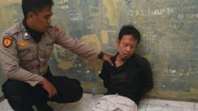 Pelaku penusukan Menkopolhukam Wiranto, Syahril Alamsyah alias Abu Bara
