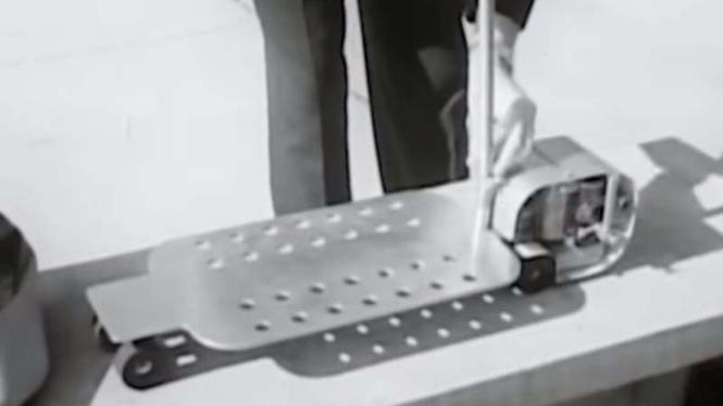 Skuter lansiran 1959
