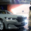PELUNCURAN BMW SERI 7 LONG WHEELBASE