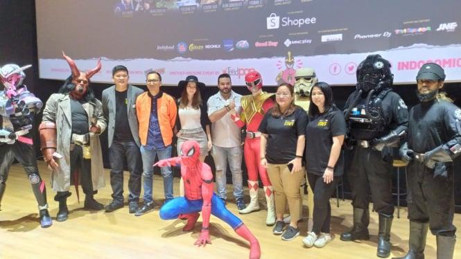 Inonesia Comic Con 2019