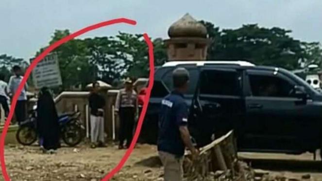 Dua pelaku penusukan terhadap Menkopolhukam Wiranto.
