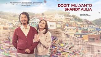 Nonton Film Cinta Itu Buta, Siap-siap Ngakak Lihat Aksi Dodit - Shandy