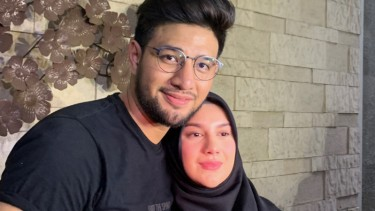 Ammar Zoni dan Irish Bella.