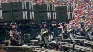 Militer China.