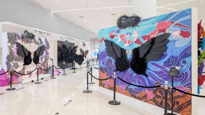Kolaborasi seniman untuk Maleficent