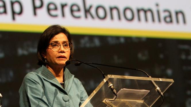 Sri Mulyani Indrawati Bicara Pertumbuhan Ekonomi Digital