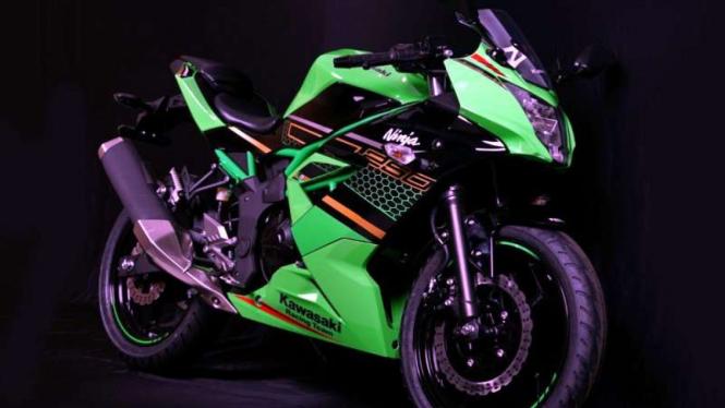 Kawasaki Ninja 250SL edisi KRT