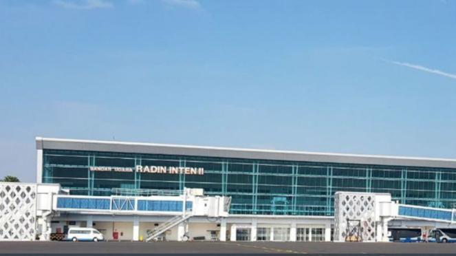 Bandara Raden Inten Lampung