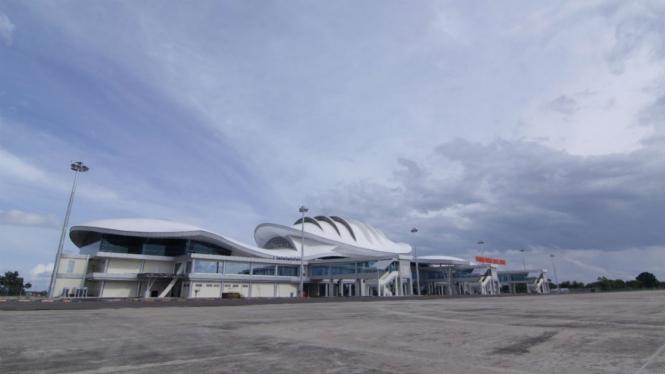 Bandara Tjilik Riwut (Palangkaraya)