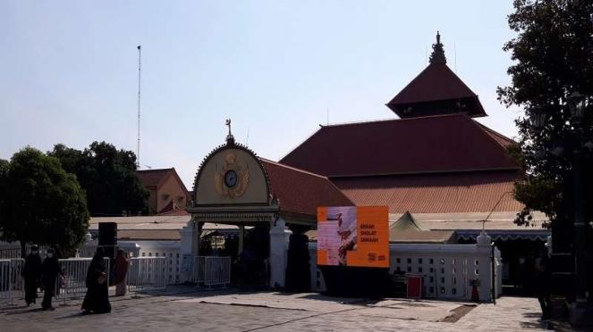 Acara Muslim United tetap digelar di Masjid Gedhe Kauman Yogyakarta
