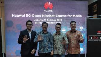 Huawei 5G Open Mindset