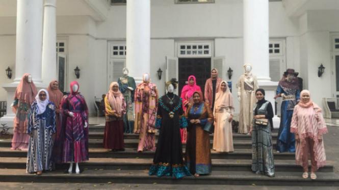 Indonesia Modest Fashion Week 2019