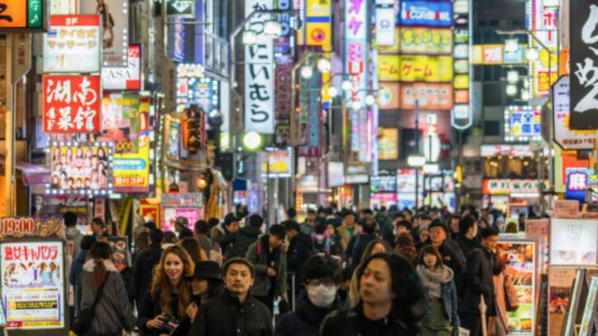 Warganet Doakan Jepang dari Topan Hagibis Melalui Tagar #PrayForJapan