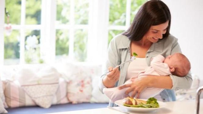 Pantangan makanan setelah melahirkan
