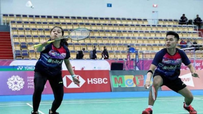 BWF World Junior Championships 2019.