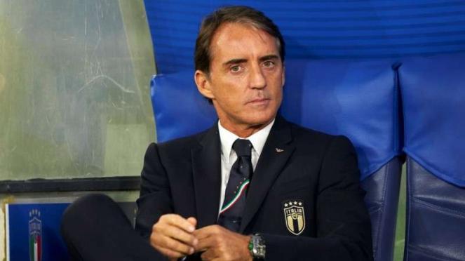 Pelatih Timnas Italia, Roberto Mancini