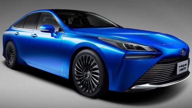 Mobil konsep Toyota Mirai akan tampil di Tokyo Motor Show 2019