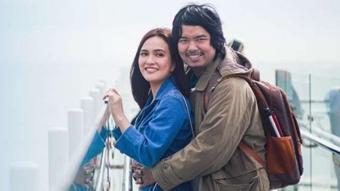Dodit Mulyanto dan Shandy Aulia