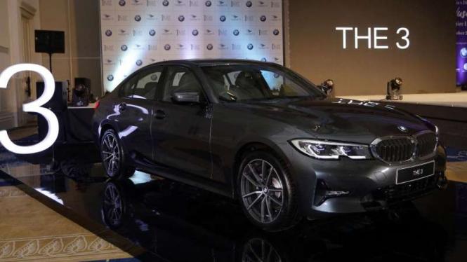 All New BMW 320i Sport