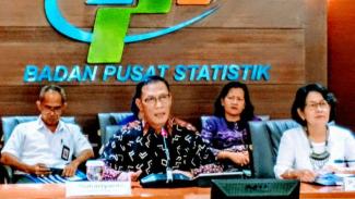 Kepala BPS, Suhariyanto.