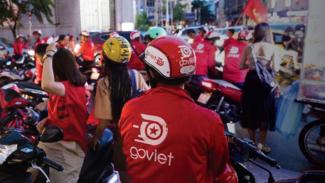 Halang Rintang Gojek di Vietnam.