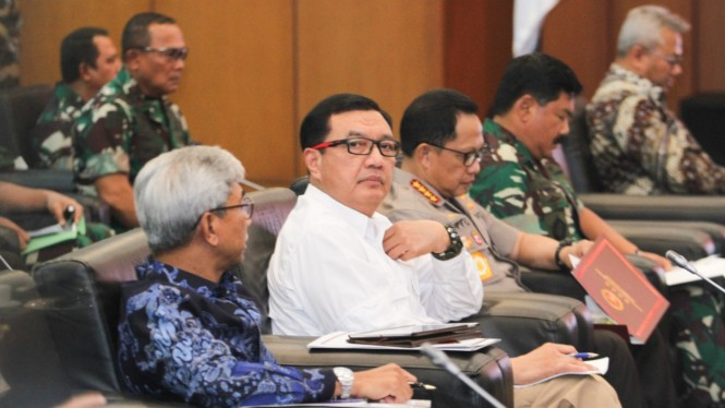 Skenario Pengamanan Pelantikan Presiden