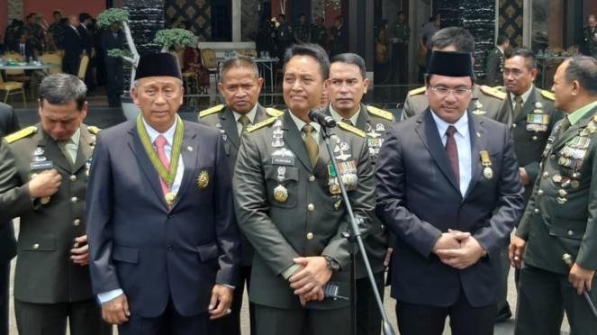 KSAD Jenderal Andika Perkasa