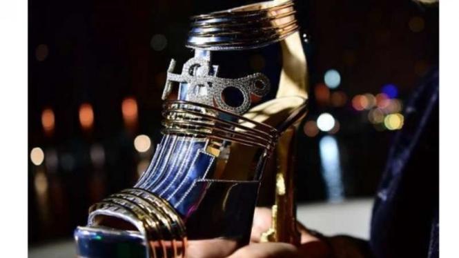 Sepatu termahal di Dubai