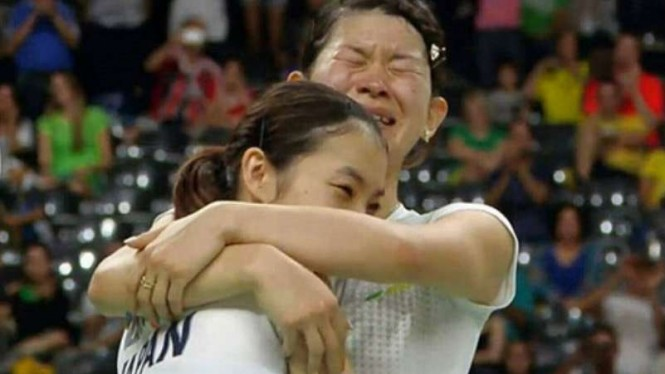 Menyedihkan, Ratu Ganda Bulutangkis Dunia Hancur di Denmark Open