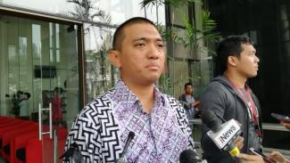Ketua Wadah Pegawai (WP) KPK, Yudi Purnomo