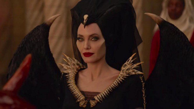 Maleficent: Mistress of Evil.