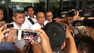Wakil Wali Kota Medan, Akhyar Nasution.