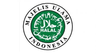 Logo sertifikasi Halal MUI