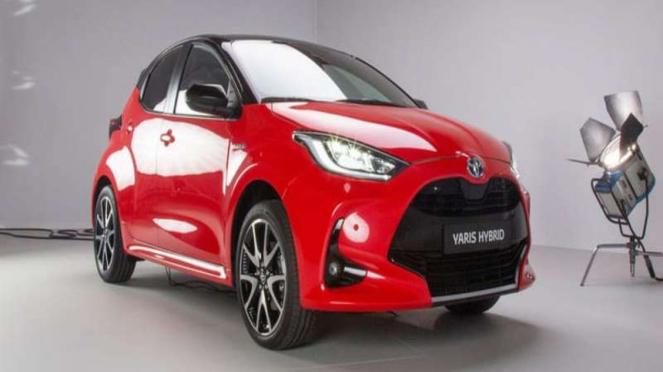 Generasi baru Toyota Yaris