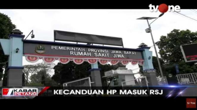 Rumah Sakit Jiwa (RSJ) di Cisarua, Kabupaten Bandung Barat (KBB)