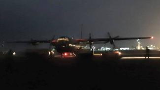 Pesawat TNI siap menjalankan misi hujan buatan