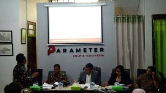 Parameter Politik Indonesia saat Beberkan Hasil Survei