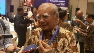 Ekonomi Senior, Emil Salim.