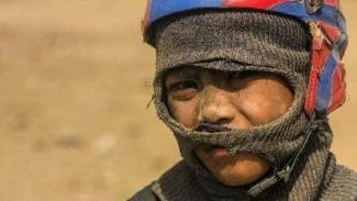 Joki cilik Muhammad Sabila Putra (10 tahun), semasa hidup.