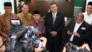 PKS safari politik ke fraksi lain di DPR
