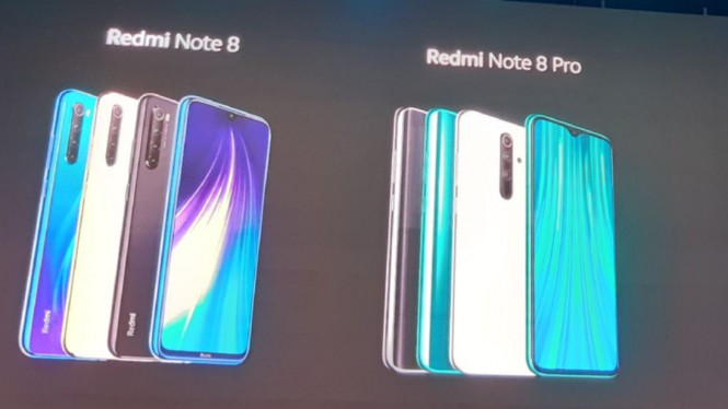 Redmi Note 8 Series