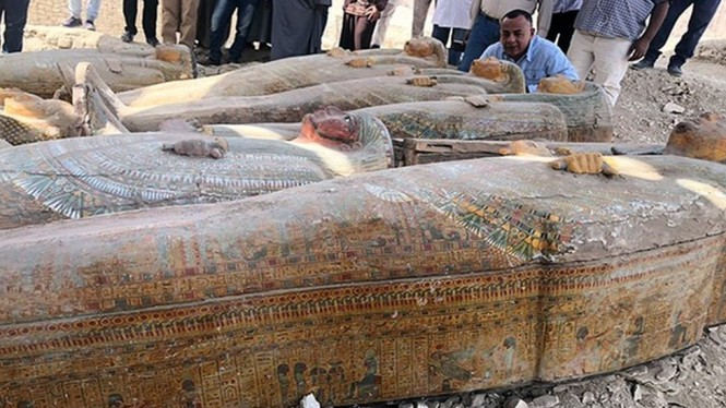- Egypt Antiquities Ministry