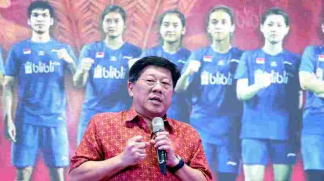 Ketua PB Djarum, Yoppy Rosimin