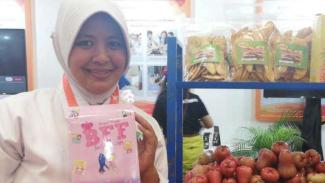 Peserta Trade Expo Indonesia (TEI) ke-34