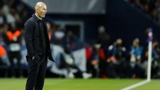 Pelatih Real Madrid, Zinedine Zidane